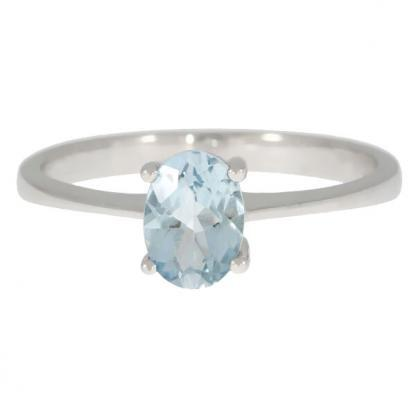 Blue Topaz Single Stone
