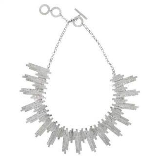 Chris Lewis Silver Necklace